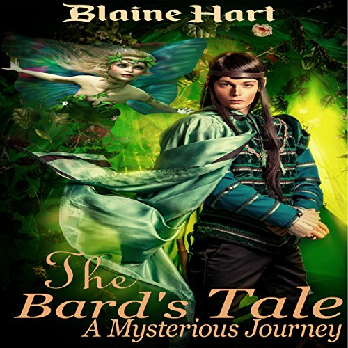 The Bard's Tale: A Mysterious Journey audiobook cover art