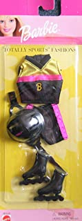 Barbie Totally Sports Fashions ROLLER BLADE SKATING Outfit (1999 Arcotoys, Mattel)