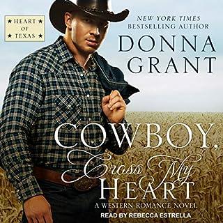 Cowboy, Cross My Heart: A Western Romance Novel cover art