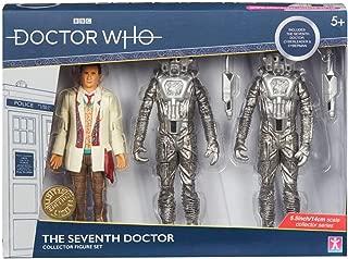 Doctor Who Figura De Acción Coleccionables octavo doctor Prime Dalek Edición Limitada