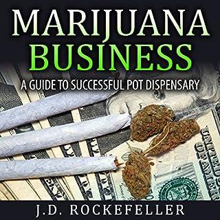 Marijuana Business audiobook cover art