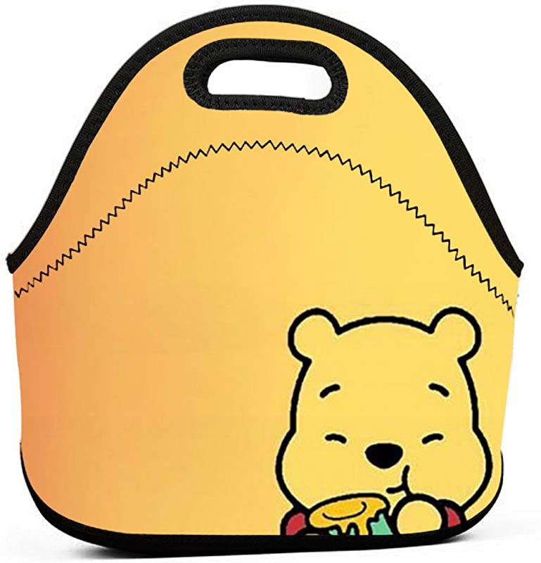 LIUYAN Personalized Lunch Boxes Winnie The Pooh Mom Bag For Adults And Kids
