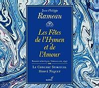 Rameau: Les Fetes De L'hymen E
