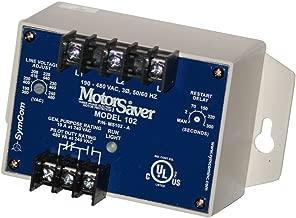 SymCom 102A Motor Saver 3-Phase Monitor Relay 190-480VAC