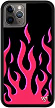 Wildflower Limited Edition Cases for iPhone 11 Pro (Red Flames)