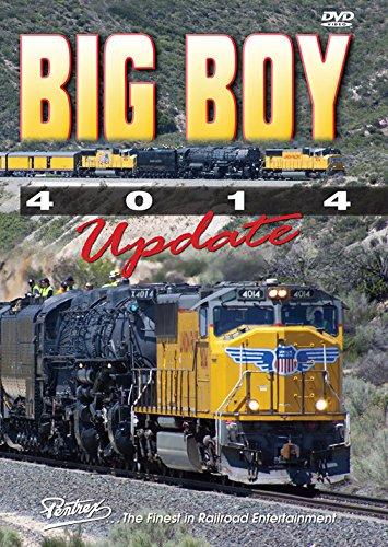 Big Boy 4014 Update [DVD] [2014] -  Union Pacific