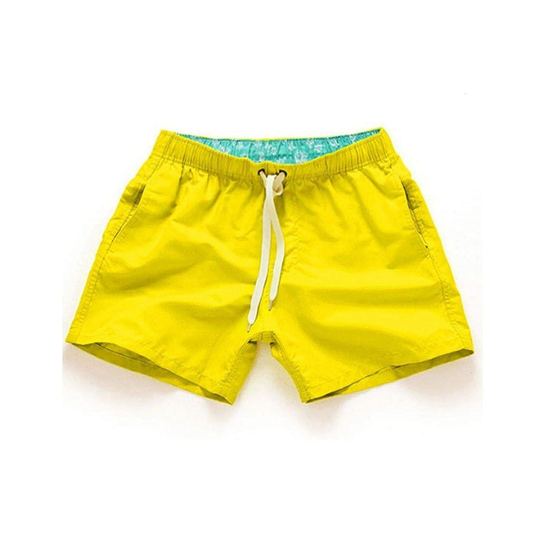 SMALL FAT Swimming Trunks Men Beach 2019 Plus Size Swimwear Men Solid Quick Dry Shorts Gay Boxer Surf Board Beach Wear