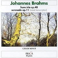 Brahms;Horn Trio Op.40/Serenad