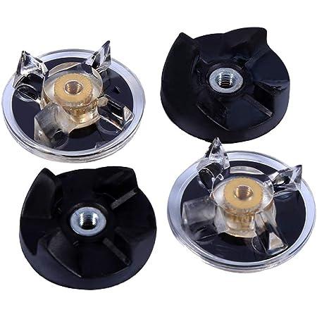 2 Vitesses de Base + 2 Engrenages en CaoutchoucAccessoires de Mélangeur de Rechange de Blender de Rechange, pour le Presse-Fruits Magic Bullet 250W