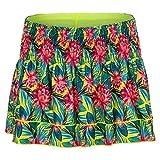 Lucky in Love Femmes Sub Tropic Smocked Skirt XL