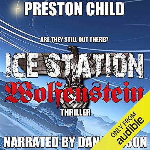 Ice Station Wolfenstein audiobook cover art
