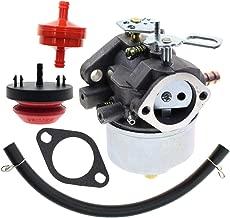 MOTOALL Adjustable Carburetor Tune up kit for John Deere AM134818 AM38161 AM100941 AM108412 AM108405 321 526 726 732 824 826 828 1026 1028 1032 TRS22 TRS24 TRS26 TRS27 TRS32 TRX24 TRX26 TRX27 TRX32