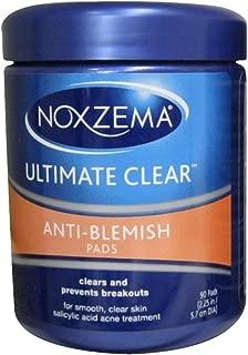 Noxzema Anti-Blemish Pads, 2 Count