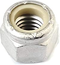 Aluminum Nylon Insert Lock Nuts Lock/Stop/Nyloc Nuts 1/4