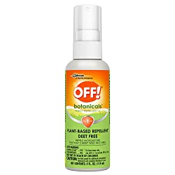 OFF! Botanicals Insect Repellent IV, 4 fl oz (1 ct)