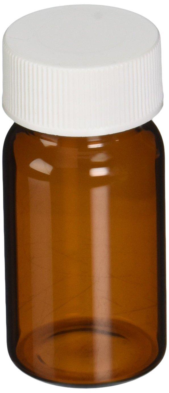 JG Finneran Regular store 9A-121 Amber Borosilicate Glass Standard wi VOA Vial outlet