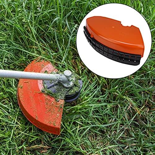 Recortadora guardia cortacésped Baffle Reemplazo por una fábrica profesional post-venta Durable Trimmer Baffle para Stihl FS120 FS200 FS250 con rendimiento estable