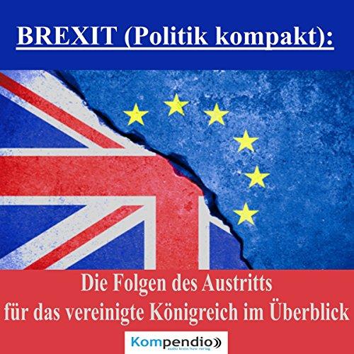 BREXIT - Die Folgen des Austritts für das Vereinigte Königreich im Überblick cover art