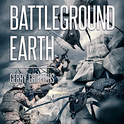 Battleground Earth cover art