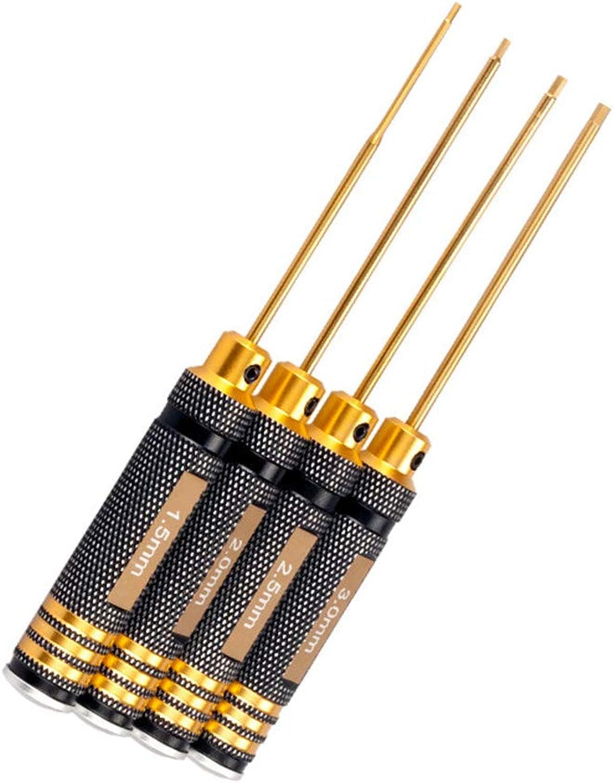 Schraubendreher Set Screwdriver Sets 1,5 mm, 2,0 mm, 2,5 mm, 3,0 mm Präzisions-Mini-Inbus-Schraubendreher-Satzwerkzeuge B07MR274LV | Große Auswahl