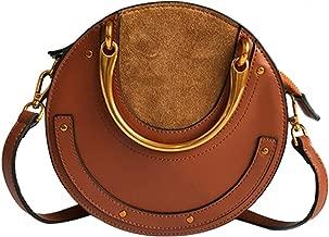 Best brown circle purse Reviews
