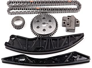 ECCPP TK3132 Timing Chain Kit fits for 2010 2011 Kia Soul 1.6L 1591CC l4 GAS DOHC Naturally Aspirated