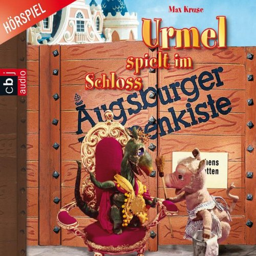 Urmel spielt im Schloss (Augsburger Puppenkiste) Titelbild