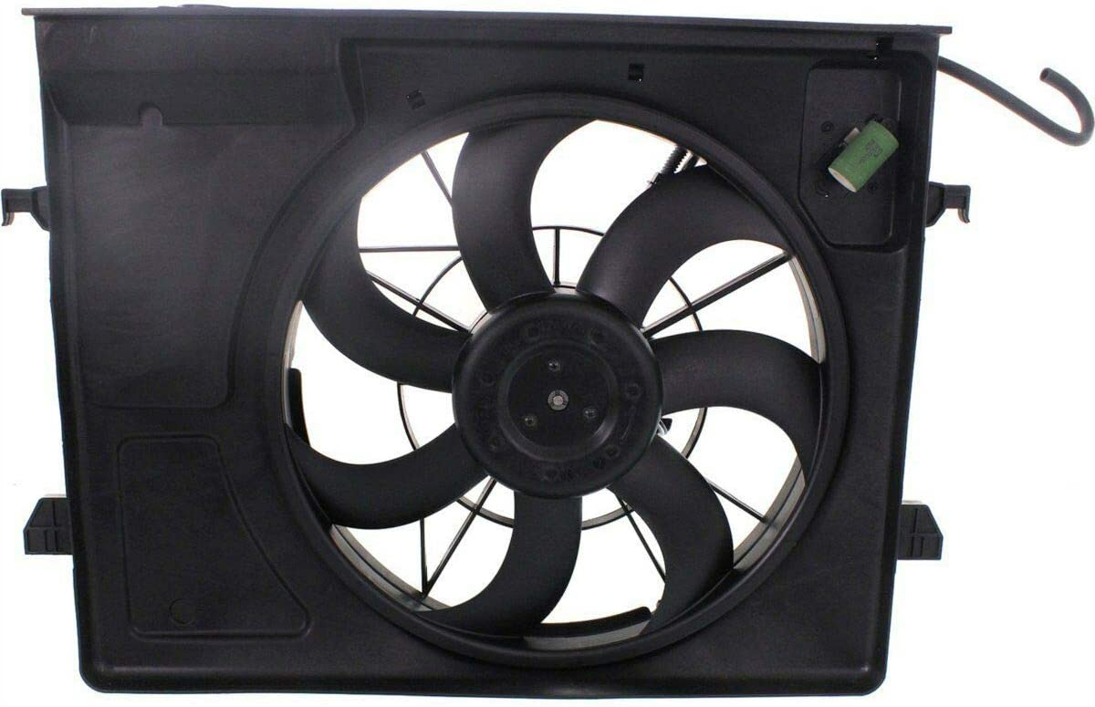Fixed price for sale New Radiator Las Vegas Mall Fan Assembly For 2010-2013 And Forte5 Forte Kia KIA
