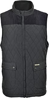 Champion Country Estate New Gilet Outdoor Bodywarmer Diamond Quilted Waistcoat Outerwear Jacket Fishing Hunting Shooting W...