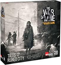 Ares Games This War of Mine Expansion Tales from The Ruined City, Multi-Colored