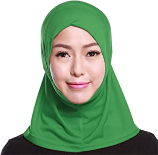 Womens Muslim Mini Hijab Scarf With More colors