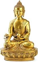 Copper Statue Large Tibet Tibetan Brass Medicine Buddha Statue Decoration Crafts