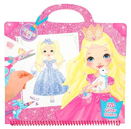 Depesche Libro para colorear Studio My Style Princess 6556