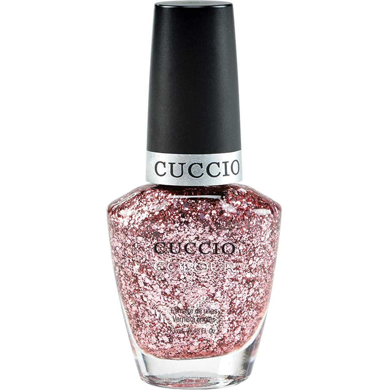 解明品揃え豚Cuccio Colour Gloss Lacquer - Fever of Love - 0.43oz / 13ml