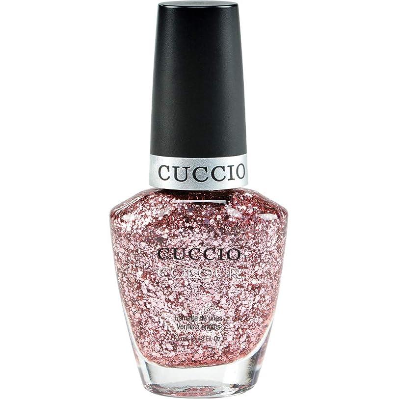 治安判事通信網かかわらずCuccio Colour Gloss Lacquer - Fever of Love - 0.43oz / 13ml