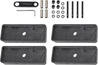 Rola CADF Vehicle Roof Rack Fixed Point Fit Kit System