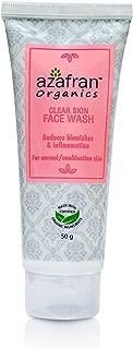 Azafran Organics Clear Skin Face Wash 50 g