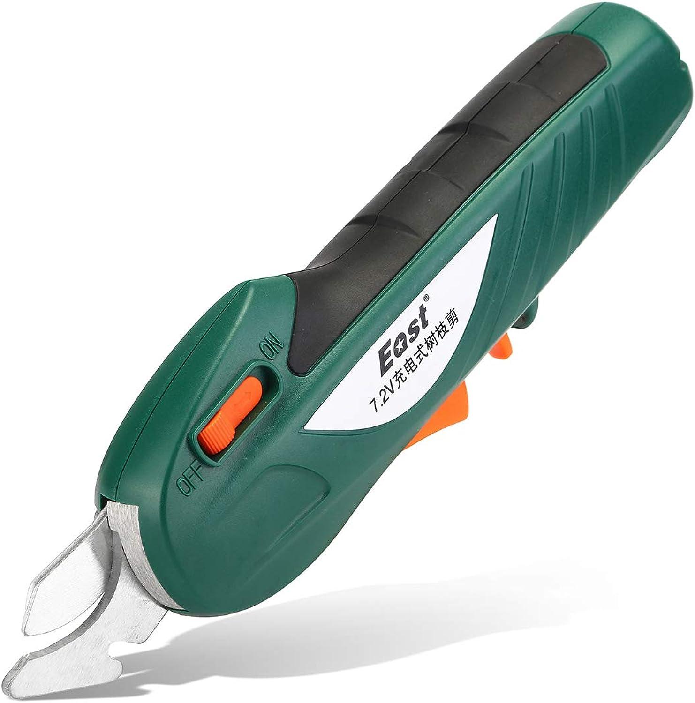 JINHUGU 7.2V wiederaufladbare Garten Obstbaum Cutter Pro Batterie Gartenschere Schneidwerkzeuge New