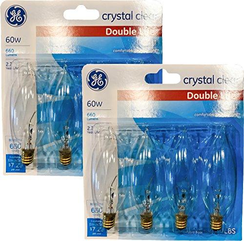 Clear Decorative Light Bulb - 4