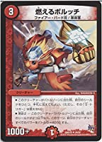デュエルマスターズ 燃えるボルッチ/第3章 禁断のドキンダムX(DMR19)/ シングルカード