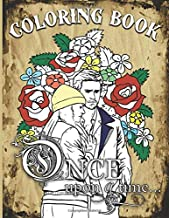 Once Upon A Time Coloring Book: Once Upon A Time Coloring Books For Kid And Adult - Relaxing