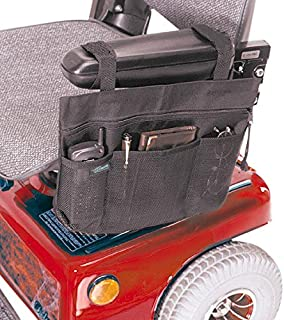 EZ-ACCESS EZ-ACCESSORIES Scooter Arm Tote for Wheelchairs & Mobility Scooters, Large