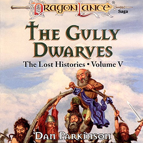 The Gully Dwarves cover art