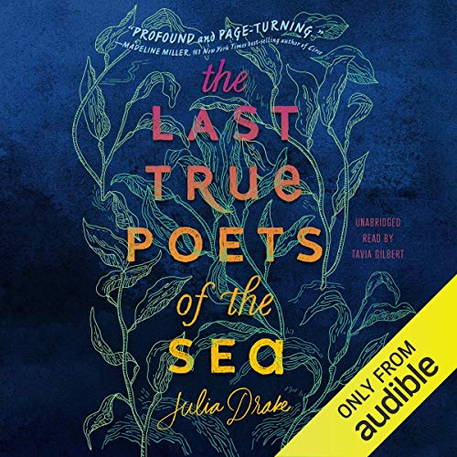 The Last True Poets of the Sea audiobook cover art