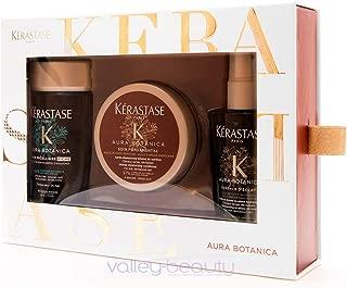 Kerastase Aura Botanica Riche Gift Box Travel Kit