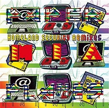 Paper Planes - Homeland Security Remixes