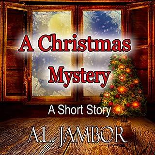 A Christmas Mystery audiobook cover art