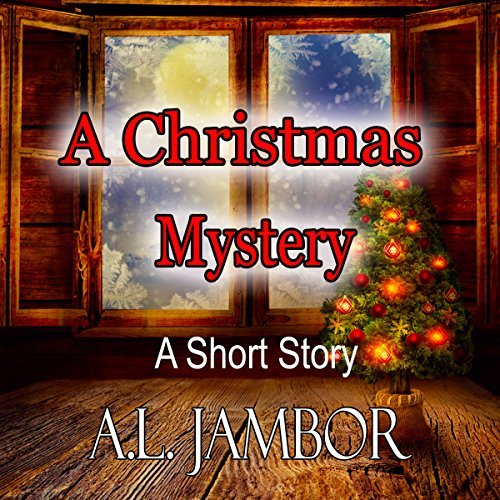 A Christmas Mystery audiobook cover art