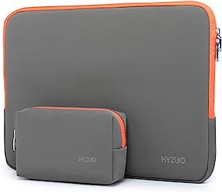 HYZUO 13-13.5 بوصة حقيبة كمبيوتر محمول متوافقة مع ماك بوك اير 13 / ماك بوك برو 13 / آيباد برو 12.9 / 13.5 بوصة سيرفس بوك /...