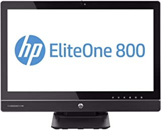 "HP Elite One 800 G1 All in One Intel i5 4570s 2.90Ghz 8Gb Ram 128Gb Solid State Drive 23"" Full HD WiFi Wireless Webcam Win..."